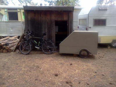 Surly Bill trailer