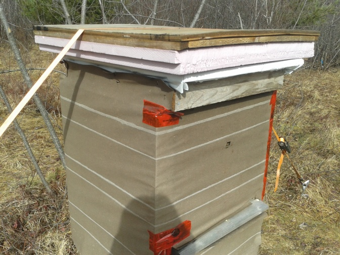 Insulating the hive