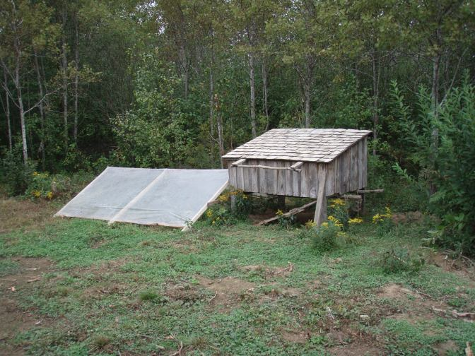 Fowl weather shelters